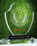 Conception personnalisée Verre en cristal Trophy Award pour cadeaux promotionnels