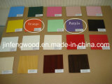 가구 Use Melamine Particle Board 또는 Melamine Mdflaminated MDF 습기 증거 MDF