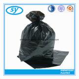 Sac d'ordures coloré de perte de plastique de PE