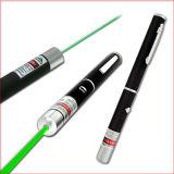 Commerce de gros multifonction Pointeur Laser Vert 532nm 5 MW Stylo Laser faisceau laser