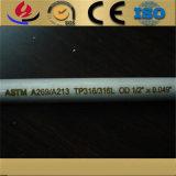 Tubo senza giunte & tubo dell'acciaio inossidabile di ASTM A213/A312 A269/A270 304L 316L