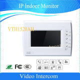 Dahua videowechselsprechanlage-Sicherheits-Zugriffssteuerung IP-Innenmonitor (VTH1520AH)
