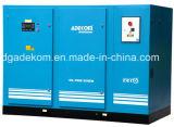 8bar Rotary Oil Weniger nicht geschmierte Schraubenpumpe Luftkompressor (KF160-08ET)