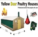 Pollame Shed per House del Chicken (DG6-001)