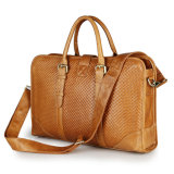 Хорошее качество обложка из натуральной кожи для изготовителей оборудования бизнес-Bag портфель для мужчин