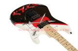 Guitarra elétrica da música de Afanti (ACV-619S)