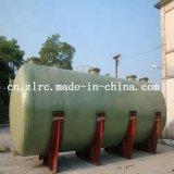 Tanque de armazenamento de pressão de FRP Tanque de água de Wast Tanque de FRP