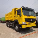 HOWO 6X4 25 toneladas de carro de volquete resistente