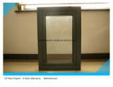 Ventana de aluminio del marco de la partición termal