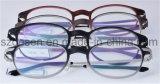 Marco óptico de las lentes de encargo de la insignia de la concha de la venta al por mayor del precio bajo