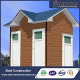 옥외 아름다운 가벼운 강철 휴대용 화장실 집