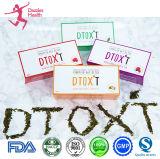 Serie natural del té del Detox de la pérdida de peso con Flaovrs clasificado