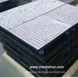 Abrasive Alumina Ceramic Rubber Plate Fabricant pour Austrian Market