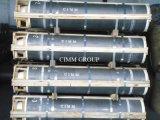 Графитовый электрод экспорта с ниппелями