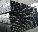 Q235 tubo d'acciaio rettangolare delicato del carbonio 60X40mm/tubo d'acciaio galvanizzato