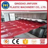 Tuile de toit glacée par PVC faisant la machine