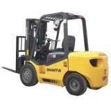 3 Forklift barato do diesel do petróleo do motor da tonelada Cpcd30 Xinchai