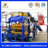 Qt5-15 hydraulique automatique machine à fabriquer des blocs de béton brique creuse/prix