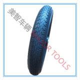 Rotella di plastica 12.5X2.25 del carrello della gomma di gomma piuma dell'unità di elaborazione della rotella di bicicletta