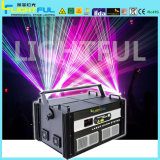 10 W de potência elevada RGB publicidade exterior Projetor Laser
