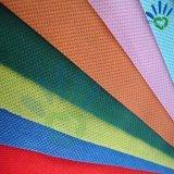 Tissu non-tissé de couleur de tissu pour Tela De Polipropileno
