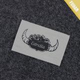 Custom material suave algodón de la impresión de etiquetas Almohada