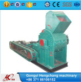 Doble Etapa Trituradora de carbón de la máquina de trituración de escoria / trituradora