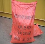 El color rojo óxido de hierro rojo pigmento Gernal 110/130/ para el uso de plástico/(ladrillo)