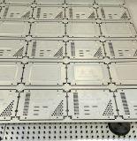 Type hydraulique/servo/machines poinçonneuse de tourelle de commande numérique par ordinateur avec Fanuc/système de Siemens