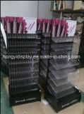 Visor cosmético com prateleira acrílica, rack de exibição