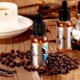Het hete Verkopen als Tijd gaat e-Vloeistof van de Smaak van de Sigaret van het Aroma van de Vanille van de Koffie 30ml de Elektronische Vloeibare Uitstekende