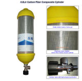 Apparecchiatura a presa d'aria autonoma approvata di CCS 6.8L Scba
