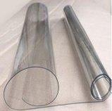 Hoja suave de PVC mantel de plástico