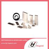 De permanente Gesinterde Magneet van NdFeB van het Borium van het Ijzer van het Neodymium van de Zeldzame aarde