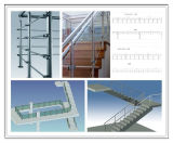 스테인리스 프로젝트 (JBD-B021)를 위한 유리제 철도망