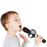 De draadloze Draagbare Microfoon van de Karaoke voor Smartphone het Zingen van de Karaoke van het Huis KTV