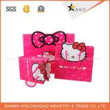 Qualitäts-Papierverpackungs-farbenreicher umweltfreundlicher Papierbeutel-Beutel