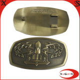 США Metal Antique Brass Belt Buckles для Men