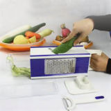 Slicer Kitchenware ручной с 4 сторонами