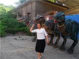 Парк развлечений для взрослых реалистичный костюм динозавров