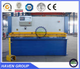 Corte hidráulico do CNC, máquina de estaca da placa de aço do CNC Hydraulc