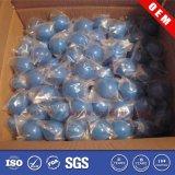 esfera plástica oca azul de 1mm-35mm