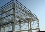 Stahlkonstruktion-Werkstatt für Produktion (KXD-1054)