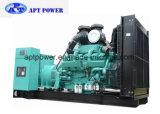генератор 1000kw 50Hz приведенный в действие комплектом двигателя дизеля Cummins