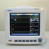 Video paziente portatile di multi parametro di 8 pollici (Moni 6C)
