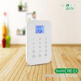 Sistema de alarme sem fio TFT GSM sem fio DIY com aplicação