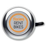 주문을 받아서 만들어진 로고를 가진 최신 판매 자전거 벨
