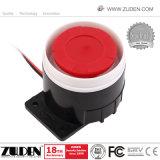 100 Radioapparat-Zone + 8 verdrahtetes Zonen-AusgangsSicherheitssystem