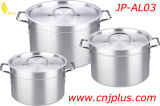 Alluminio resistente che cucina i POT di alluminio del POT (JP-AL04)