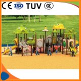 Игровая площадка продаж на заводе пластиковый открытый детская площадка оборудование пластиковые собака тема игровая площадка (WK-A923D)